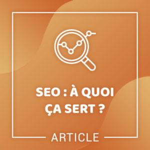 Article Le référencement naturel-SEO