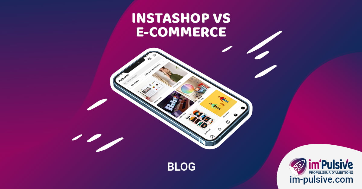 Article Instashop, l'avenir du e-commerce