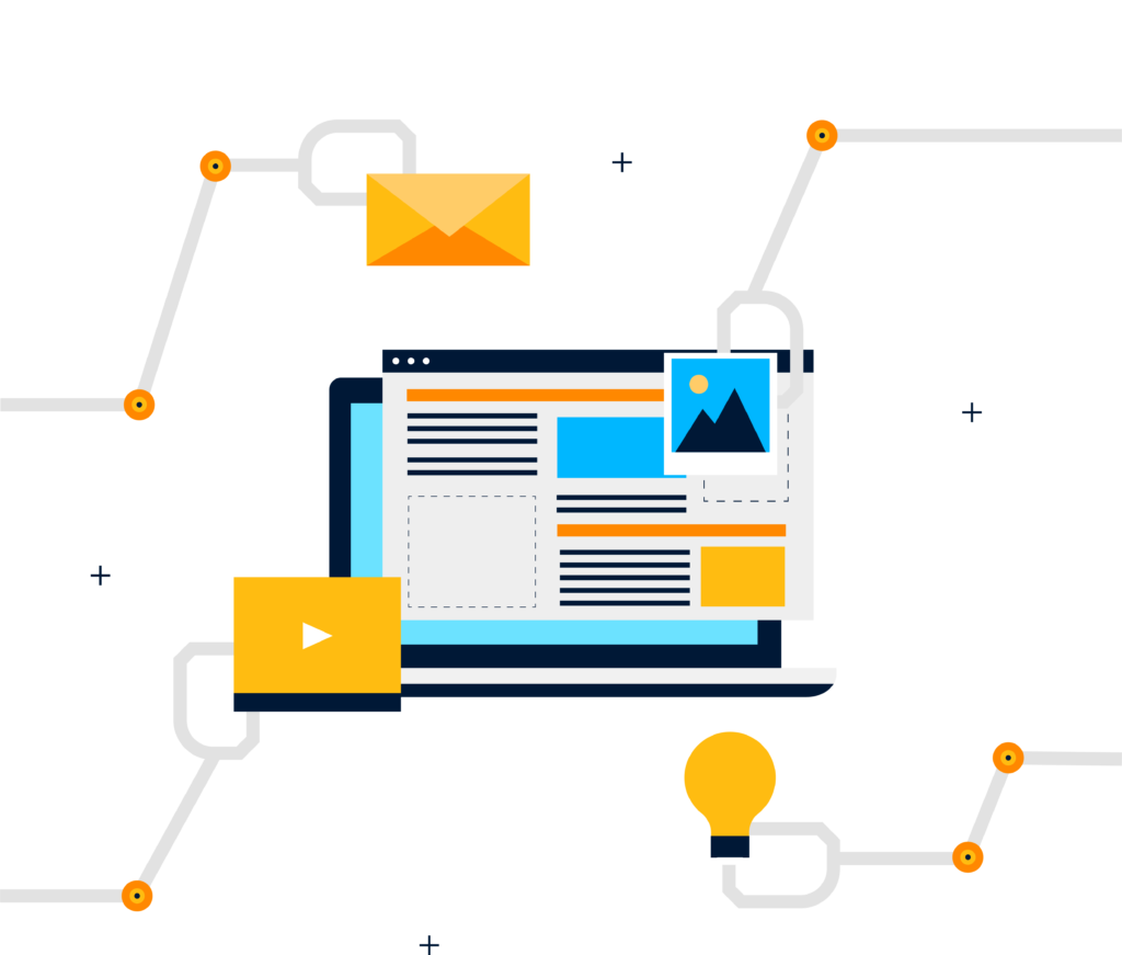 Why go Hubspot - Hubspot permet la centralisation des informations