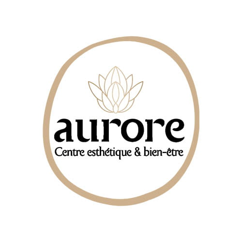 Logo Aurore Esthetique