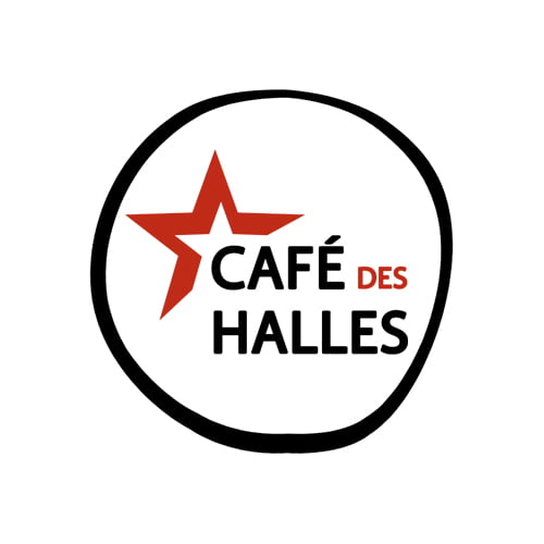 Logo Café des Halles
