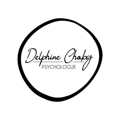 Logo Delphine Choby