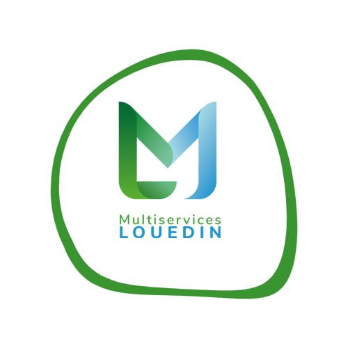 Logo Louedin Multiservices