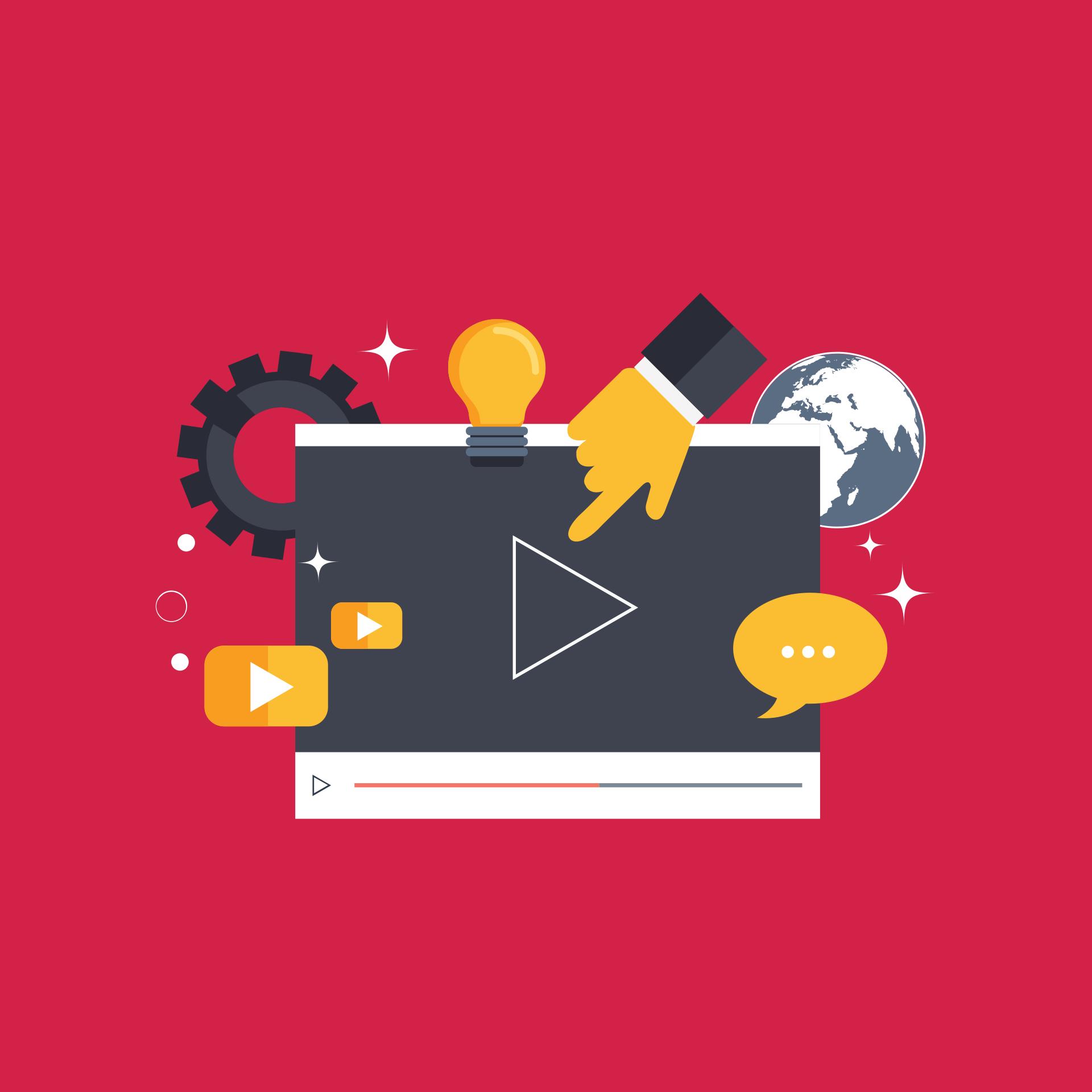 Im'Pulsive - Astuce créer une vidéo efficace sur les réseaux sociaux