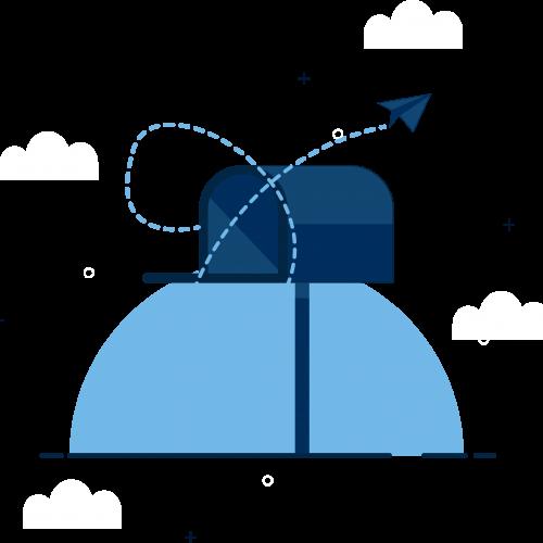 Hubspot permet la création de mailing performant